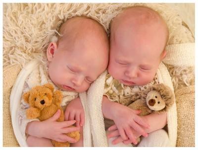 Какую игрушку лучше выбрать малышам близнецам