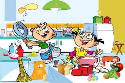 Как организовать порядок в детской комнате ребенка