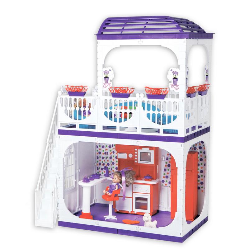 Кукольный домик картинка