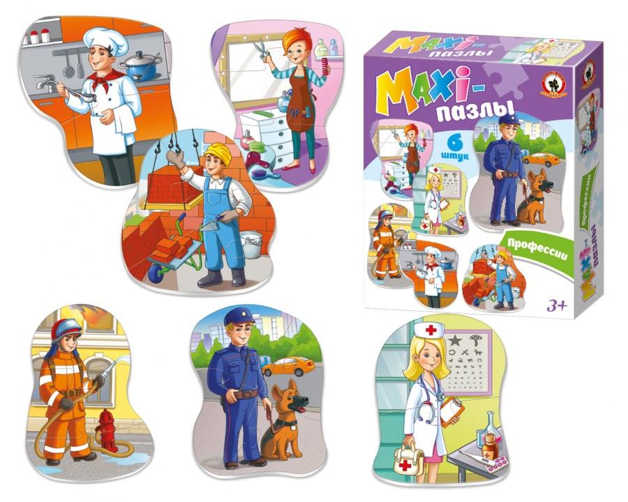 Maxi пазлы в оптовом интернет-магазине игрушек - Alba картинка