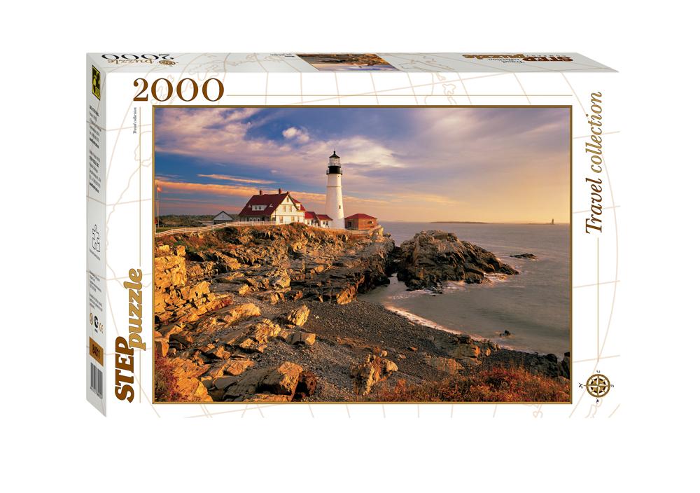 Пазлы 2000 элементов для сборки картинки оптом от компании Alba картинка