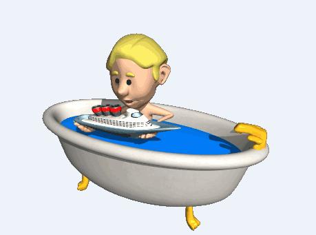 Игрушки для ванной картинка
