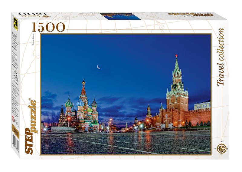 Пазлы 1500 элементов для сборки картинки оптом от компании Alba картинка