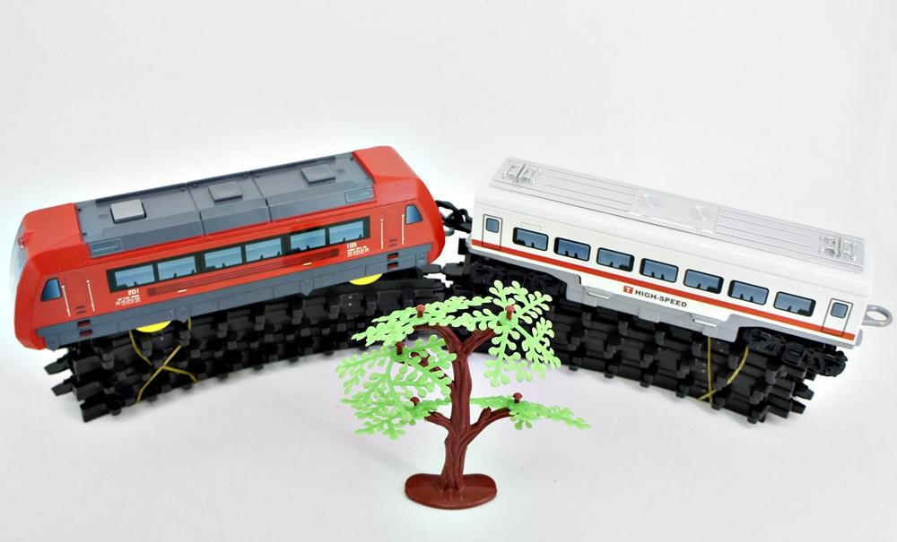 Игрушки железные дороги и поезда оптом в интернет-магазине - Alba картинка
