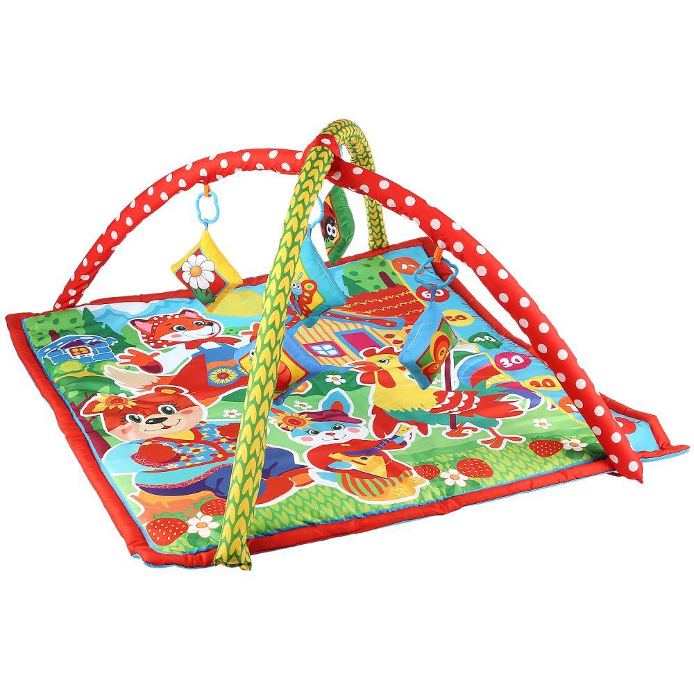 Детские развивающие коврики картинка