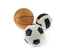 Спортивные детские мячи в интернет-магазине игрушек - Albatoy картинка
