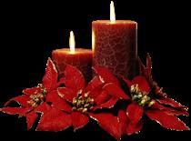 Праздничные свечи в оптовом магазине игрушек Albatoy картинка