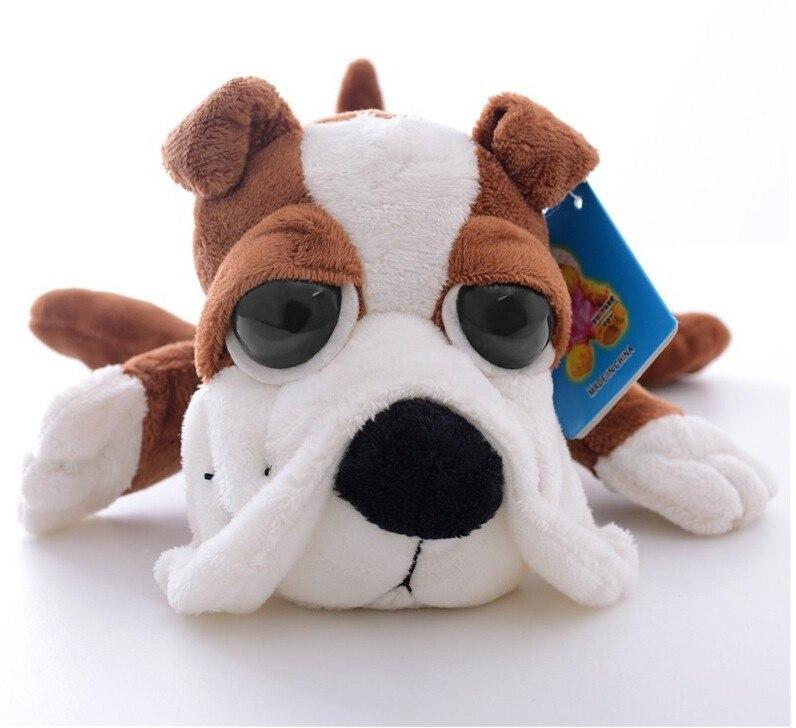 Мягкая плюшевая собака по оптовой цене на сайте - Alba картинка