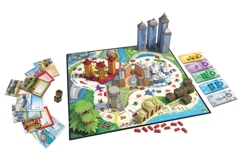 Экономические настольные игры оптом в интернет-магазине - Alba картинка