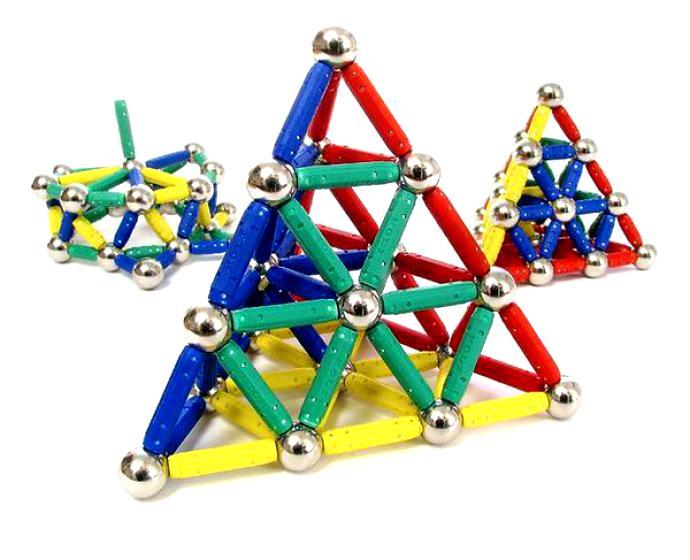 Магнитные конструкторы для детей в оптовом интернет-магазине - Alba картинка