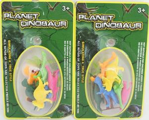 Набор динозавров (1/12), арт.3289 фото