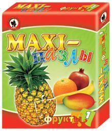 """Макси пазлы """"Фрукты 1"""", арт. 03532 фото"""