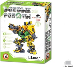 Боевые роботы Шакал, арт.00572 фото