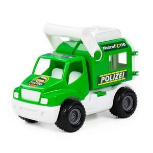 КонсТрак - полиция,  автомобиль (в сетке)  арт.0469 (кор.9) фото