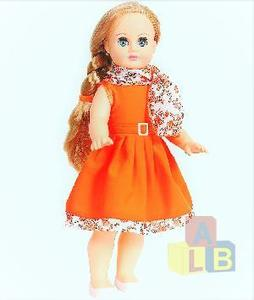 Марта Весна 9 (кукла пластмассовая озвученная) арт. В2431/о фото