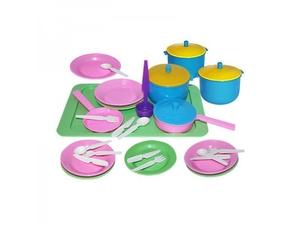 """Набор посуды """"Вкусный ужин"""", арт.21058 фото"""