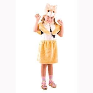 Карнавальный костюм Кошка Мерри (мех.) р.30-32 арт.515 фото