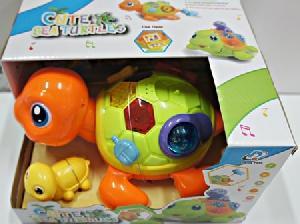 Черепаха э/м, арт.2088 (1/60) фото