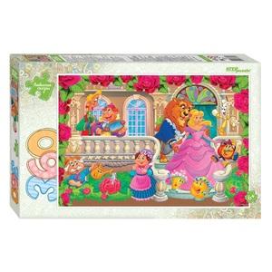"Мозаика ""puzzle"" 360 ""Красавица и Чудовище"" (Любимые сказки), арт.73072 фото"