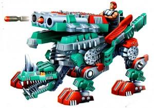Боевые роботы Носорог, арт.00579 фото