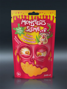 Monster's Slime Запах червивый мухомор, арт.MS003 фото