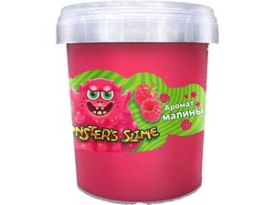 """Monster's Slime"" Малиновый слайм малина, арт.SM002 фото"