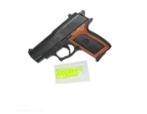 Пистолет (п) с пульками 809 в пак., арт.1B01366 фото
