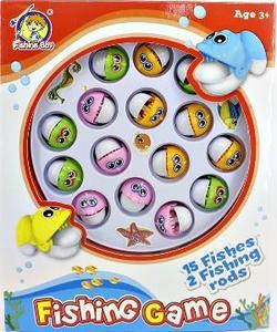 Набор рыбалка э/м (в кор.96), арт.8028 фото