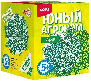 """Юный агроном """"Укроп"""" арт.Р-016 фото"""