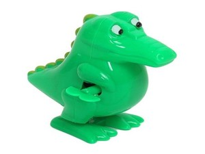 Игрушка заводная - Крокодил Гена в пак., арт.47528 фото