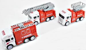 Пожарная машина (1/12), арт.BHX699-8 фото