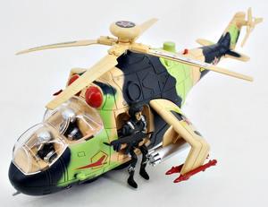 Вертолет э/м, арт.286-8 (1/48) фото