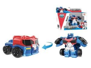 Робот-Трансформер малый Cducational синий в кор., арт.47641 фото