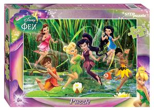 "Мозаика ""puzzle"" 260 ""Феи"" (Disney), арт.95088 фото"