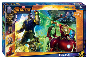 """Мозаика """"puzzle"""" 360 """"Война бесконечности"""" (Marvel), арт.96069 фото"""