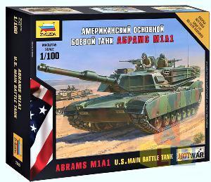 Амер. танк Абрамс М1А1  арт 7405 фото