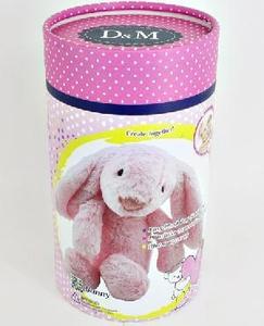 """Набор шьем плюшевую игрушку """"Зайчик Олли"""" в подарочной упаковке, арт.67609 фото"""