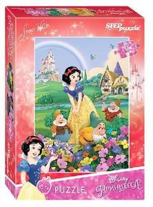 "Мозаика ""puzzle"" 104 ""Белоснежка - 2"" (Disney), арт.82163 фото"