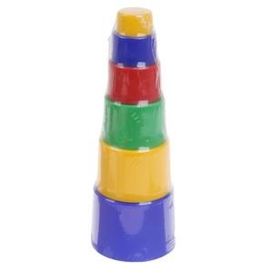 """Пирамида """"Матрешка"""" малая, арт.92017 фото"""