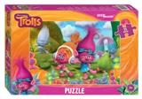 """Мозаика """"puzzle"""" 35 MAXI """"Trolls"""" (DreamWorks), арт.91222 фото"""