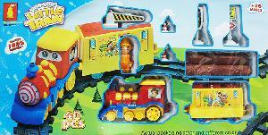 Железная дорога (Набор для конструирования) арт.8688А (кор.30) Ш фото