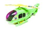 Вертолёт заводной на веревке AirPlane с прозрачной кабиной пак., арт.44086 фото
