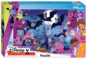 """Мозаика """"puzzle"""" 360 """"Вампирина"""" (DisneyJunior), арт.96099 фото"""