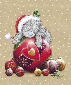 Сумка подарочная НГ арт. 0392.609 (1/12) фото