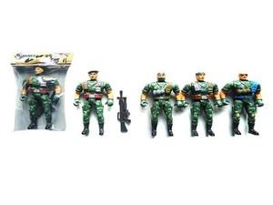 Фигурка солдата в аксессуарами в ассортименте 14 см. в пак., арт.47248 фото