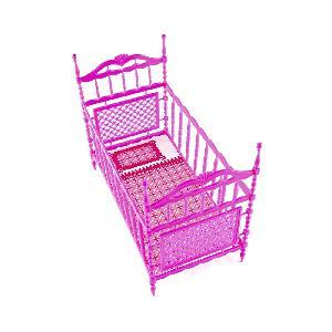 Кроватка для куклы 1/30, арт.22005 фото