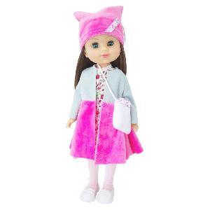 "Кукла ""Ванда"" (говорящая 13 фраз) 1/6, арт.10316 фото"