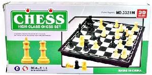 Шахматы арт.3321 (кор/144) фото