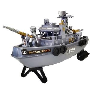 Корабль э/м арт. 0629 (кор.24)Ш фото