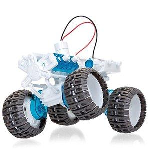 """ЭВРИКИ Набор для опытов """"Марсоход"""", 4WD, работает от воды с солью №SL-00085, арт.2106680 фото"""